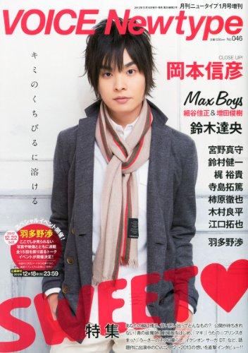 Voice Newtype (ボイス ニュータイプ) No.46 2013年 01月号 [雑誌]の詳細を見る