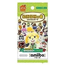 Animal Crossing Card amiibo [Animal Crossing Series] 10 pack set by Amiibo [並行輸入品]