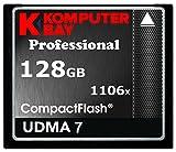 Best Komputerbay CFカード - Komputerbay 128GB Compact Flash メモリカード 1106X CF 書く160MB/s Review
