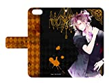 手帳型スマホケース iPhone5/5s/SE専用 DIABOLIK LOVERS MORE,BLOOD 09/無神 ユーマ