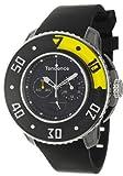 [テンデンス] TENDENCE 腕時計 クロノグラフ チタン G52 クロノ 02106001 メンズ [並行輸入品]