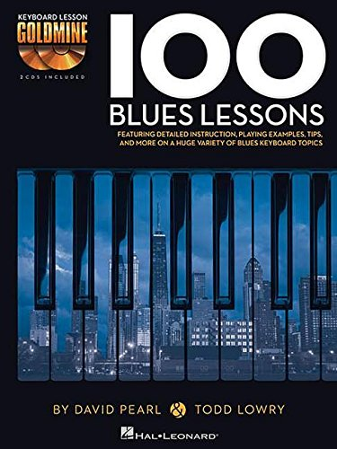 100 Blues Lessons (Keyboard Le...