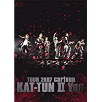 TOUR 2007 cartoon KAT-TUN II You