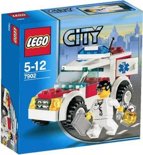 レゴ (LEGO) シティ 医師専用車 7902