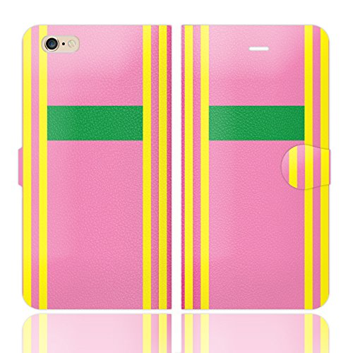 [iPhone6 Plus 6S Plus 兼用 手帳型 ケース カバー ] 勝負服 07