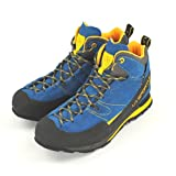 LA SPORTIVA(スポルティバ) Boulder X Mid Blue/Yellow 44(27.9cm)サイズ