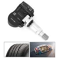 車のタイヤ空気圧センサー、4pcsタイヤ空気圧モニターセンサー43130-61M00車の交換部品