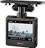 コムテック ドライブレコーダー ZDR-012 200万画素 Full HD 1年保証 常時録画 衝撃録画 高速起動 12V専用