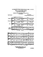 John Stainer: God So Loved The World (SSA) / ジョン・ステイナー: ゴッド・ソー・ラヴド・ザ・ワールド 女声三部(SSA) 合唱 楽譜. For 合唱, 女声三部合唱(SSA)