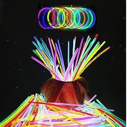 ビーポーラ(BPOLER) 蛍光ブレスレット 400本セット 10色 各40本