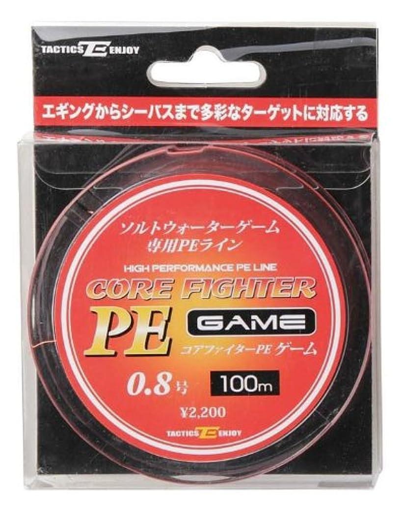 韻呼吸トライアスロンプロマリン(PRO MARINE) スーパーコアファイターPEゲーム 100M 0.6号 ALE100-0.6