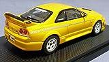 1/43 ニッサン スカイライン GT-R R33 ニスモ 400R イエロー