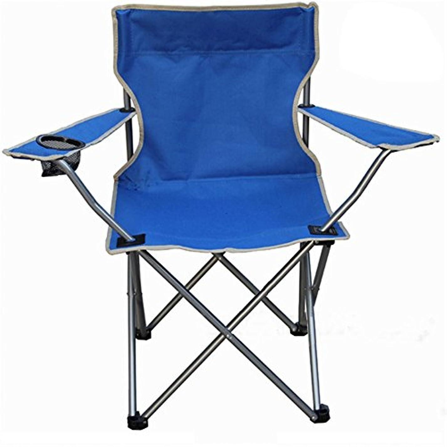 ロイヤリティ共和国なので折りたたみ椅子 多機能屋外大型折りたたみチェアアームレストチェアポータブル釣りキャンプチェア
