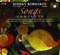 Rimsky-Korsakov: Songs
