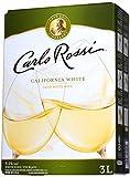 カルロ ロッシ カリフォルニア ホワイト (バックインボックス 白ワイン) 3L [USA/白ワイン/辛口/ミディアムボディ/1本]