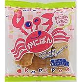 三立製菓 ミニかにぱん いちご風味 80g×9個