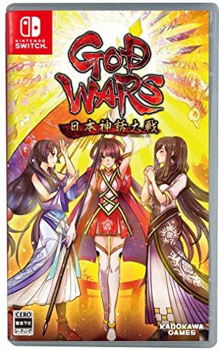 GOD WARS(ゴッドウォーズ) 日本神話大戦 - Switch