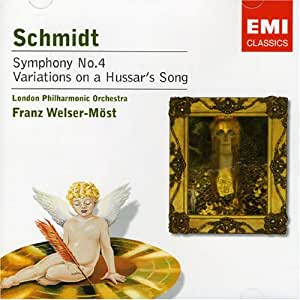 Symphony No 4 / Variations on a Hussar's Song