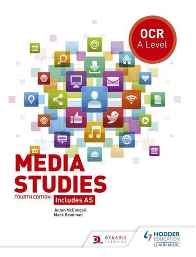 OCR A Level Media Studies, Fourth Edition Student Book (English Edition)