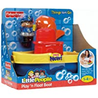 Fisher-Price Little People Play 'n Float Boat