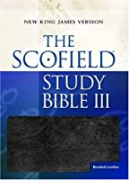 The Scofield Study Bible: New King James Version Navy Bonded Leather