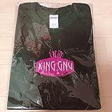 King Gnu ワンマンツアーグッズ Sympa ロングTシャツ グリーン カーキ Sサイズ