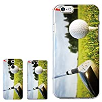 【 ankh 】 ハードケース 全機種対応 【 iPhone6/6s アイフォン 6/6s専用 】 ゴルフ スポーツ マスターズ 父親 プレゼント ラウンド アイアン ハードケース プラスチック スマホケース スマートフォン