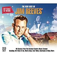 MY KIND OF MUSIC - THE VERY BEST OF JIM REEVES (IMPORT)