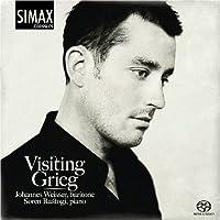 Visiting Grieg: Vocal Recital by Johannes Weisser & Soren Rastogi (2009-10-12)