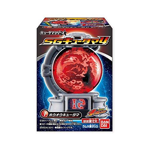 宇宙戦隊キュウレンジャー SGキュータマ4 12個入 食玩・清涼菓子(宇宙戦隊キュウレンジャー)