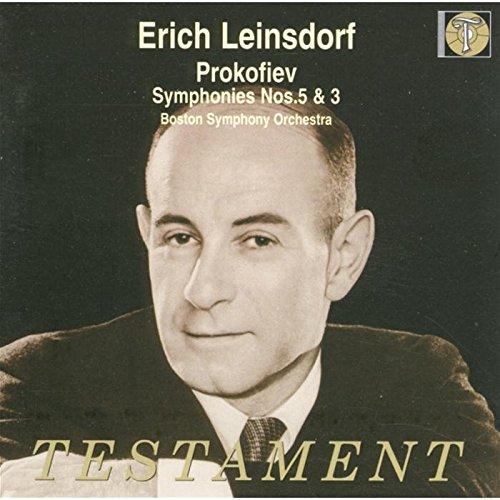 Symphonies Nos 3 & 5