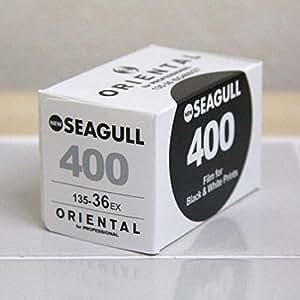オリエンタル モノクロフィルム ニューシーガル400 135-36枚撮り NSG400135361S