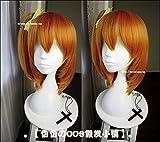 耐熱コスプレウィッグ ラブライブ! Love Live! 高坂 穂乃果風 かつら cosplay wig sunshine onlineが販売+おまけ