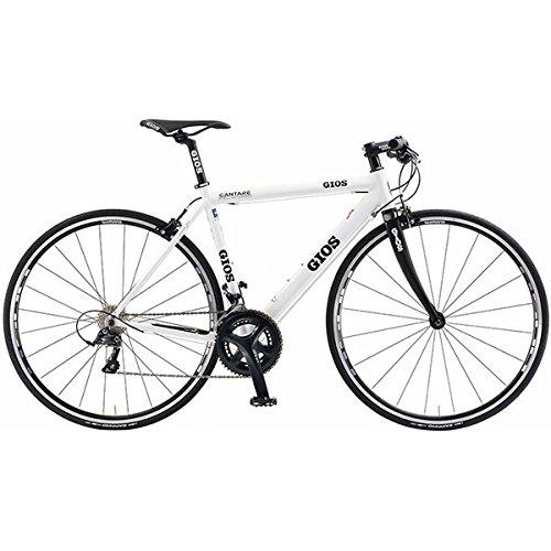GIOS(ジオス) クロスバイク CANTARE WHITE 530mm