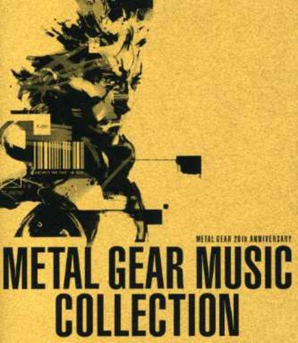 METAL GEAR SOLID 20th ANNIVERSARY METAL GEAR MUSIC COLLECTIONの詳細を見る