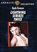 Lightning Strikes Twice [DVD] [Import]
