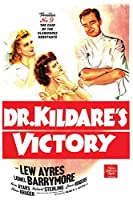 Dr。KildareのVictory ' Thriller No 9映画ポスターまたはキャンバス 30 x 20