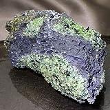 アメリカ アリゾナ州産 母岩付ペリドット原石 約354g