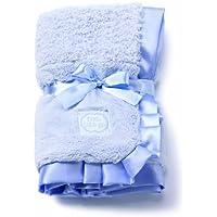kathy ireland Blanket, Blue by Demdaco