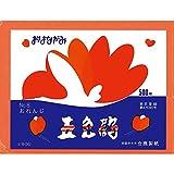 [合鹿製紙 8138033] (ケア商品)おはながみ五色鶴 オレンジ 500枚入