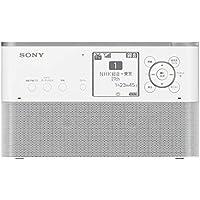 ソニー SONY ポータブルラジオレコーダー 16GB FM/AM/ワイドFM対応 予約録音対応 語学学習機能搭載 2018年モデル ICZ-R260TV