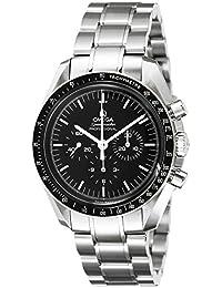 [オメガ]OMEGA 腕時計 スピードマスター ブラック文字盤 手巻き クロノグラフ 311.30.42.30.01.005 メンズ 【並行輸入品】