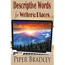 Descriptive Words for Writers: Places