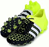 アディダス adidas 29.0cm ハードグラウンド用 サッカースパイク エース ACE 15.1-ジャパン HG 国内正規品 B32853 ソーラーイエロー