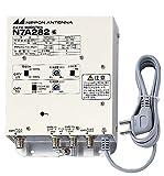 日本アンテナ CATVブースター(28dB型) N7A282