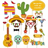 Fiesta Photo Props 40ct MB-407