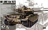AFVクラブ 1/35 イスラエル国防軍 ショット・カル戦車 1973 プラモデル