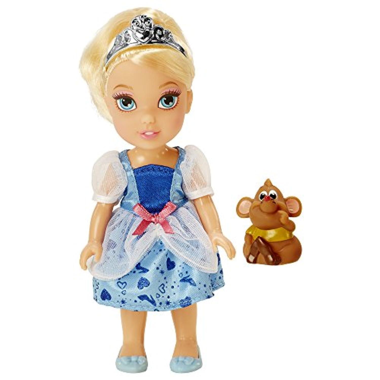 Disney Princess Toddler Doll – Petiteシンデレラwith Gus Gus
