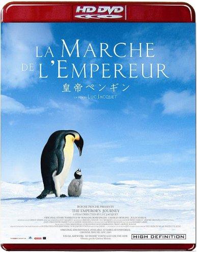 皇帝ペンギン [HD DVD]の詳細を見る