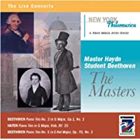 Masters: Master Haydn Student Beethoven